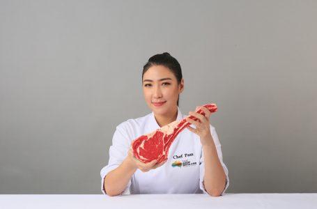 เชฟแพม แห่ง Top Chef Thailand รับตำแหน่งแบรนด์แอมฯ TRUE AUSSIE BEEF คนแรกของเมืองไทย
